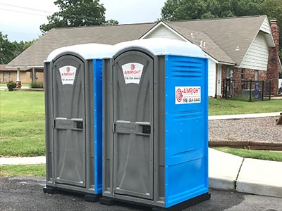 Construction Portable Toilets in Tulsa, Stillwater & Tahlequah, OK